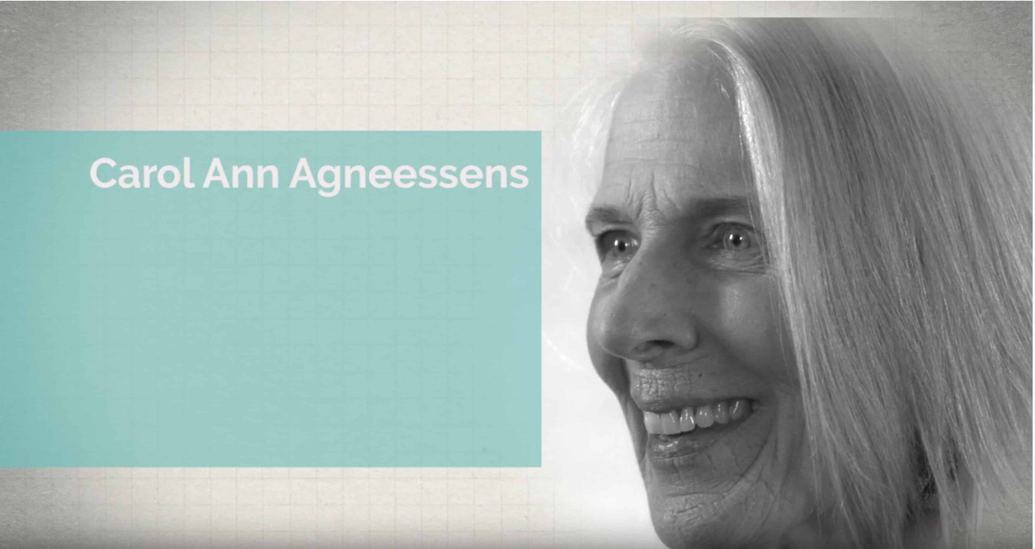 CAROL AGNEESSENS ON PERCEPTION AND ROLFING® SI